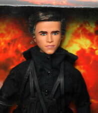THE HUNGER GAMES MOCKINGJAY Part 2 GALE Ken doll NRFB Liam Hemsworth 2015 Rare
