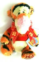 Disney Winnie The Pooh Tigger Soft Plush Stuffed Toy Rare 80 Years Of Adventure