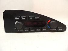 Oldsmobile 88 Climate Control Heat AC Fan 96 97 98 99 #9392