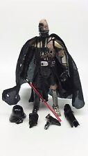 Star Wars 30th Anniversary 2008 #12 Battle Damaged Darth Vader Loose Complete