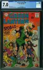 Green Lantern #66 CGC 7.0 -- 1969 -- Murphy Anderson cover #1621643011