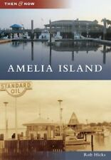 Then and Now Ser.: Amelia Island by Rob Hicks (2014, Paperback)