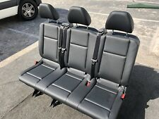 2016 Mercedes Metris Van 3 Passenger Bench Seat