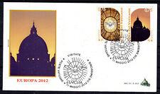Vatikan Vaticano 2012 FDC Nr.1740 - 1741 Europa Besuche