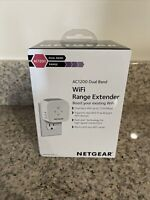 NETGEAR AC1200 Dual Band WiFi Range Extender - EX6110-100NAS - BRAND NEW!