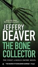 Lincoln Rhyme Novel: The Bone Collector 1 by Jeffery Deaver (2014, Paperback)