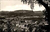 Hinterzarten Schwarzwald alte Postkarte 1955 gelaufen Gesamtansicht Panorama