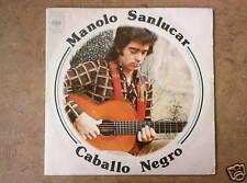 SP MANOLO SANLUCAR - CABALLO NEGRO / FANTASMAS DE LA GUERRA / excellent état