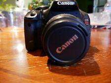 Canon EOS Rebel T3i 18.0MP Digital SLR Camera - Black Kit w/18-55mm lens
