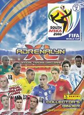 PANINI ADRENALYN XL WORLD CUP 2010 SOUTH AFRICA PICK UR PLAYERS NEW CARDS 225>>>