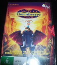 The Wild Thornberry's Movie  (Australia Region 4) DVD – New
