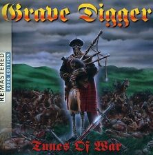 Grave Digger - Tunes of War [New CD] Rmst, Germany - Import