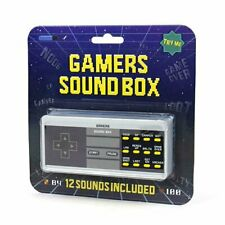 GAMERS Gift Republic Sound Box Toy Prank Friends And Family 12 Types Of Fart