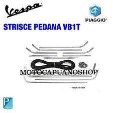 SERIE STRISCE PEDANA COMPLETE VESPA VL 2T 3T 150 VB1T