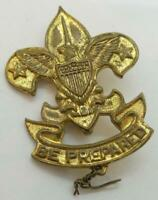 BSA Boy Scouts of America First Class Pin Vintage 1940s-1950s