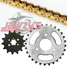 SunStar 420 MXR Chain 11-28 T Sprocket Kit 43-2196 for Suzuki/Kawasaki