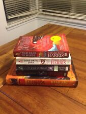6 book lot of Charlaine Harris Sookie Stackhouse books True Blood