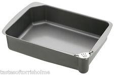 Masterclass Professional Non Stick 34 x 23 x 8cm Roasting Pan Tray & Pouring Lip