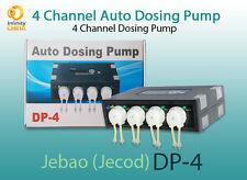 Jebao (Jecod) DP-4 Auto Dosing Pump - Automatic Doser For Reef Aquarium Elements