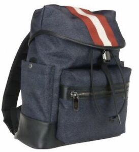 Bally 'Tenzing' backpack, in very good condition