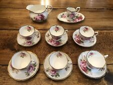 Royal Albert American Beauty 15 Piece Tea Set