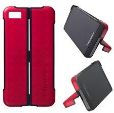 Véritable BlackBerry Z10 Rouge Transform shell asy-49530-003 avec protecteur d'écran
