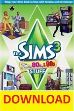 (PC/MAC) The SIMS 3 :70s,80s&90s (ORIGIN CD-Ke)