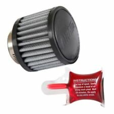 """Airaid 770-145 Vent Air Filter Breather, Clamp on Flange is 1-1/2"""" Inside Dia."""