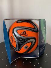Original Adidas Brazuca Winter Matchball OMB World Cup 2014 NEU NEW Powerorange