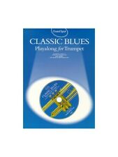 Guest Spot Classic Blues Playalong Trumpet FEVER Hit the Road Jack MUSIC BOOK CD