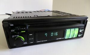 ////ALPINE 5903S OLD SCHOOL PULLOUT TYPE CD PLAYER MADE IN JAPAN