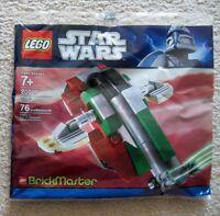 LEGO Star Wars Brickmaster - Boba Fett Slave I 20019 - New & Sealed