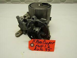 11 12 13 MINI COOPER 1.6L BASE Engine Oil Pump OEM