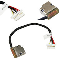 DC POWER JACK Cable HP ProBook 804187-F17 804187-Y17 804187-T17 804187-S17 G3 G4