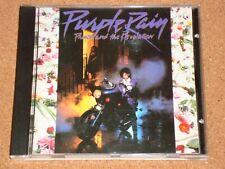 "PRINCE - Purple Rain - Germany ""Half-Target"" - CD album"