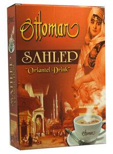 (1,75€ / 100g) 200 Gramm Sahlep - orientalisches Zimtgetränk
