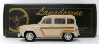 Lansdowne Models 1/43 Scale LDM20 - 1956 Ford Squire Estate - Beige