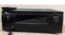 Denon AVR-1611 3D HDMI Home Theater Receiver Remote cotnrol bundle