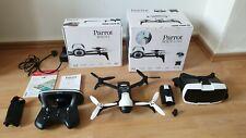 Parrot Bebop 2 Drohne mit Brille, Skycontroller, OVP und sämtlichem Zubehör Top
