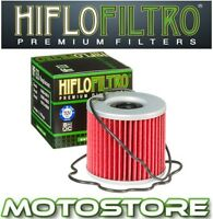 HIFLO OIL FILTER WITH O-RINGS FITS SUZUKI GSF400 BANDIT 1990-1995
