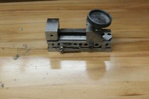 Precision Machinist Grinding Milling Vise USA Made Vintage Tool and Die Makers