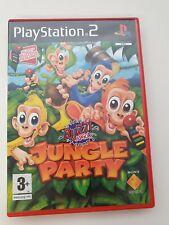 Buzz Junior: Jungle Party (Sony PlayStation 2, 2006) - UK Version