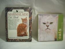 Cats, Antics & Attitudes / The Little Marmalade / 2 Kitty Cat Picture Books