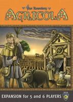 MAYFAIR GAMES AGRICOLA BOARD GAME EXPANSION FOR 5-6 PLAYERS