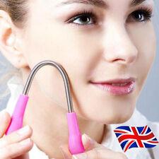 UK Epilator Epistick Smooth Spring Facial Hairs Threading Hair Removal Remover
