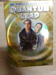 Quantum Leap - The Complete Fifth Season (DVD, 2006, 3-Disc Set)