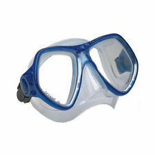 Oceanic NEO 2 Dive Mask Clear/Blue with Neo Strap ***BRAND NEW*** NIB