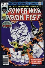 Power Man & Iron Fist 57 X-MEN COVER & STORY 1979 NM WP Luke Cage, Hero For Hire