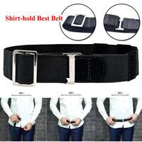 Adjustable Shirt Holder Near Best Tuck It Belt for Women Men Work Interview