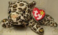 Ty Original Beanie Baby FRECKLES CHEETAH Leopard Cat Stuffed Animal Plush Toy